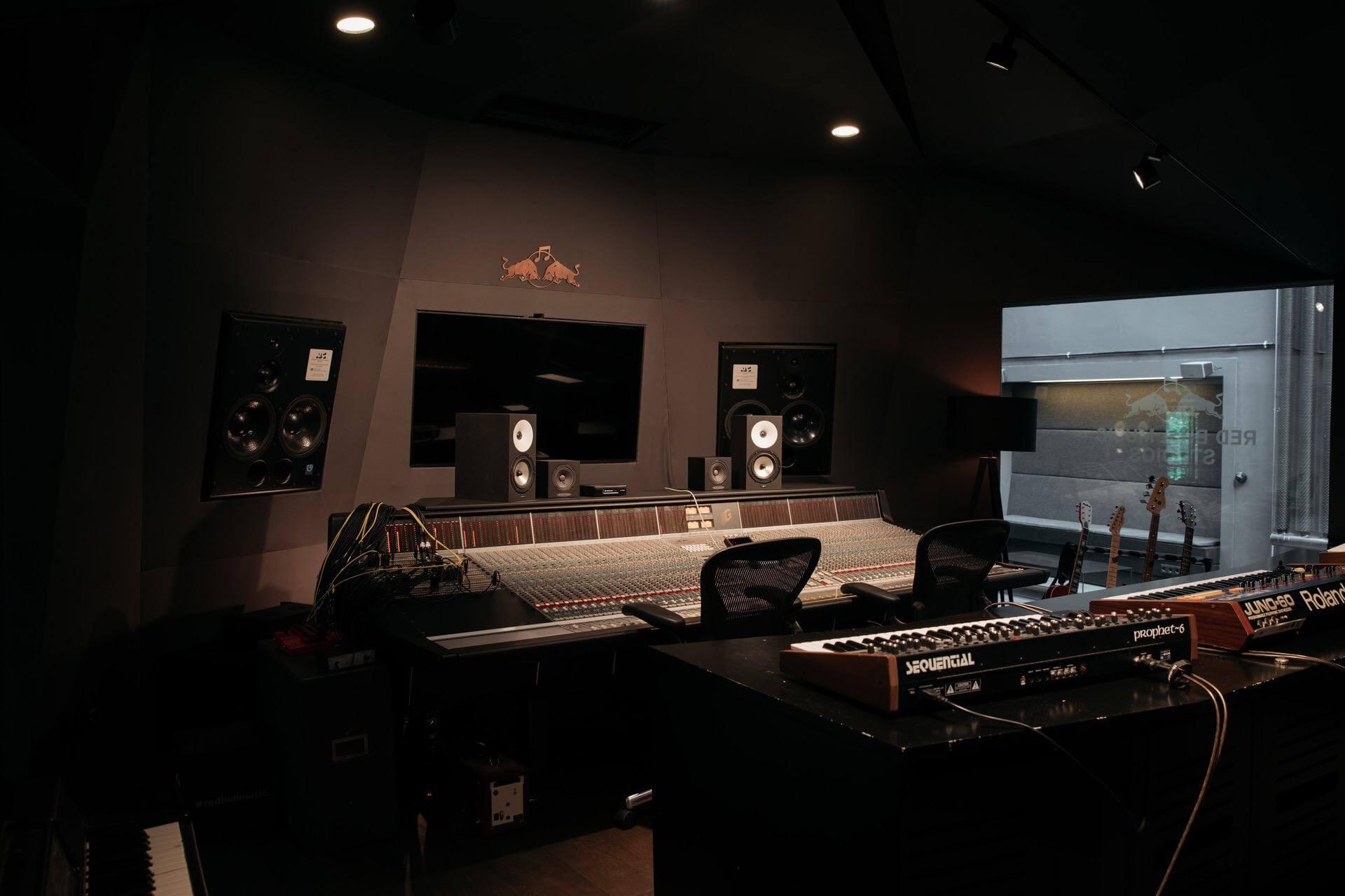 on wholesale wide varieties best value Red Bull Music Studios Berlin
